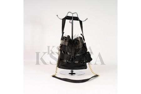 Модные черные сумки